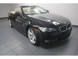 2010 Black Sapphire Metallic BMW 3 Series 335i Convertible #82446839