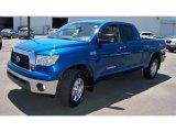 2008 Blue Streak Metallic Toyota Tundra SR5 TRD Double Cab 4x4 #82446514