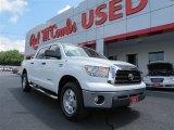 2008 Super White Toyota Tundra SR5 CrewMax 4x4 #82446509