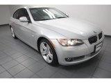 2010 Titanium Silver Metallic BMW 3 Series 335i Coupe #82446834