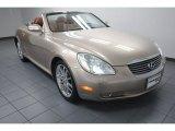 2003 Egyptian Sand Pearl Lexus SC 430 #82446833