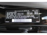 2013 Volvo XC70 3.2 AWD Info Tag