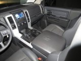 2012 Dodge Ram 1500 Sport R/T Regular Cab Dark Slate Gray Interior
