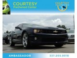 2010 Imperial Blue Metallic Chevrolet Camaro SS Coupe #82446887