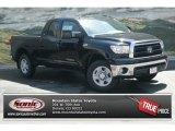 2013 Black Toyota Tundra Double Cab 4x4 #82446372