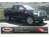 2013 Black Toyota Tundra TRD Rock Warrior CrewMax 4x4 #82446371