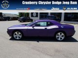 2013 Plum Crazy Pearl Dodge Challenger R/T Classic #82446535