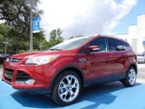 2014 Ruby Red Ford Escape Titanium 1.6L EcoBoost #82446531