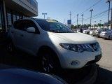 2010 Glacier White Pearl Nissan Murano S AWD #82447066