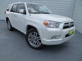 2013 Blizzard White Pearl Toyota 4Runner Limited #82446661