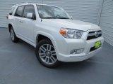 2013 Blizzard White Pearl Toyota 4Runner Limited #82446661