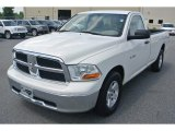 2009 Stone White Dodge Ram 1500 SLT Regular Cab #82446967