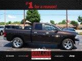 2011 Rugged Brown Pearl Dodge Ram 1500 Big Horn Quad Cab 4x4 #82446431