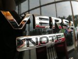 Nissan Versa Note Badges and Logos