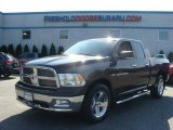 2011 Rugged Brown Pearl Dodge Ram 1500 Big Horn Quad Cab 4x4 #82500939