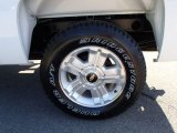 2013 Chevrolet Silverado 1500 LTZ Extended Cab 4x4 Wheel