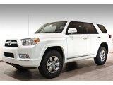 2013 Blizzard White Pearl Toyota 4Runner SR5 4x4 #82501042