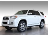 2013 Blizzard White Pearl Toyota 4Runner Limited 4x4 #82501040