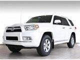 2013 Blizzard White Pearl Toyota 4Runner SR5 4x4 #82501039