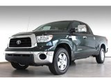 2008 Timberland Green Mica Toyota Tundra Double Cab 4x4 #82501158