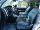 2010 Toyota Tundra Limited CrewMax 4x4 Front Seat