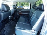 2010 Toyota Tundra Limited CrewMax 4x4 Rear Seat