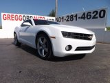 2010 Summit White Chevrolet Camaro LT/RS Coupe #82500700