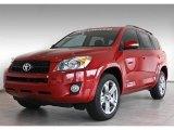 2011 Barcelona Red Metallic Toyota RAV4 Sport #82501148