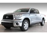 2011 Silver Sky Metallic Toyota Tundra SR5 CrewMax #82501137