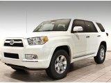 2013 Blizzard White Pearl Toyota 4Runner SR5 #82501015