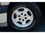 2000 Chevrolet Silverado 1500 LS Extended Cab Wheel