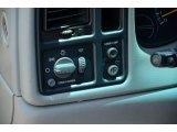 2000 Chevrolet Silverado 1500 LS Extended Cab Controls