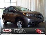 2013 Urban Titanium Metallic Honda CR-V EX-L #82500338