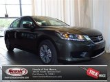 2013 Hematite Metallic Honda Accord LX Sedan #82500332