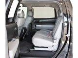2012 Toyota Tundra SR5 CrewMax Rear Seat