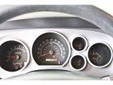 2012 Toyota Tundra SR5 CrewMax Gauges