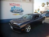 2013 Jazz Blue Pearl Dodge Challenger R/T #82500444