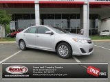 2013 Classic Silver Metallic Toyota Camry LE #82500786
