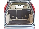2010 Honda CR-V LX Trunk