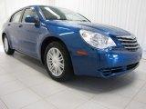 2009 Chrysler Sebring Deep Water Blue Pearl
