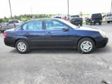 2005 Dark Blue Metallic Chevrolet Malibu Sedan #82500896