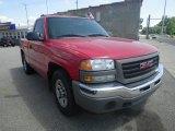 2005 Fire Red GMC Sierra 1500 Work Truck Regular Cab #82500970