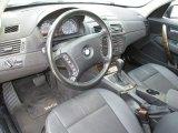 2005 BMW X3 Interiors
