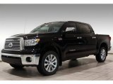 2013 Black Toyota Tundra Platinum CrewMax 4x4 #82501070