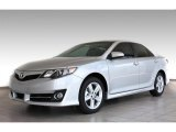 2013 Classic Silver Metallic Toyota Camry SE #82501069