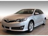 2013 Classic Silver Metallic Toyota Camry SE #82501064