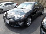 2013 Black Noir Pearl Hyundai Genesis Coupe 3.8 Grand Touring #82500404