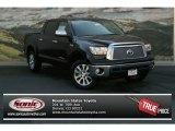 2013 Black Toyota Tundra Platinum CrewMax 4x4 #82500283
