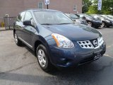 2013 Graphite Blue Nissan Rogue S AWD #82500869
