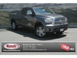 2013 Magnetic Gray Metallic Toyota Tundra Limited Double Cab 4x4 #82500281